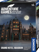 Kosmos Adventure Games - Grand Hotel Abaddon