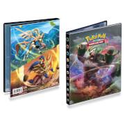 Ultra Pro Pokémon Schwert & Schild 02 4-Pocket Portfolio