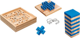 Philos Puzzle & Game Collection