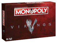 Winning Moves Monopoly Vikings