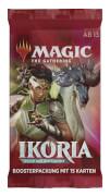 Magic the Gathering Ikoria: Lair of Beh Booster