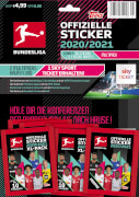 Bundesliga Sticker-Multipack 2020/2021