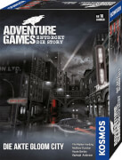 Kosmos Adventure Games - Die Akte Gloom City