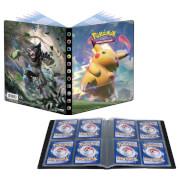 Ultra Pro Pokémon Schwert & Schild 04 4-Pocket Portfolio