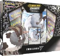Pokémon Schwert & Schild 03.5 Zwollock-V Box