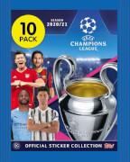 Champions League Sticker 20/21