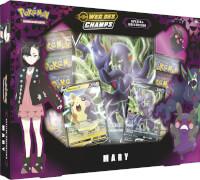 Pokémon Schwert & Schild 3.5 Mary Spezial Kollektion