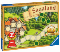 Ravensburger 27040 Sagaland 40 Jahre Jubiläumsedition