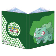 Ultra Pro Pokémon Bulbasaur 2020 4-Pocket Portfolio