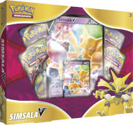 Pokémon January V Box