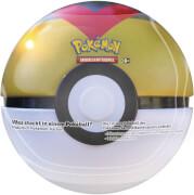 Pokémon Pokeball Tin Frühjahr 2021 DE