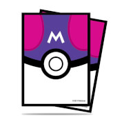 Ultra Pro Pokémon Master Ball Protector (65)