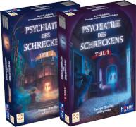 Psychiatrie des Schreckens - Teil 1+2 im Sammelschuber