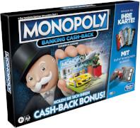 Hasbro E8978156 Monopoly Banking Cash-Back Österreich