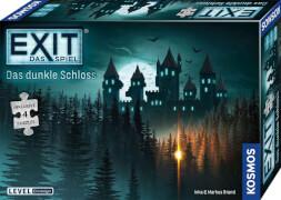 Kosmos EXIT Spiel + Puzzle - Das dunkle Schloss