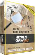 Krimi-Spielebox: Hidden Games Tatort #Der Fall Klein-Borstelheim (Fall 1)