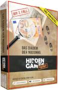 Krimi-Spielebox: Hidden Games Tatort #Das Diadem der Madonna (Fall 2)