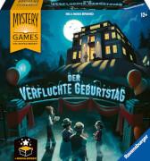 Ravensburger 26948 Mystery Games ? Der verfluchte Geburtstag