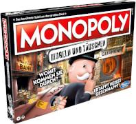 Hasbro E1871398 Monopoly MOGELN & TÄUSCHEN