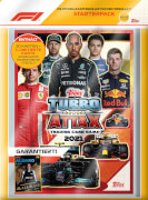 Formel 1 Turbo Attax 2021 Starterpack