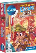 Clementoni Galileo Escape Game - Das geheimnisvolle Museum