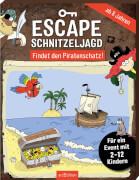 Escape-Schnitzeljagd - Findet den Piratenschatz!