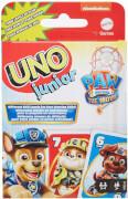 Mattel HGD13 Mattel Games UNO Junior Paw Patrol, Kartenspiel, Kinderspiel