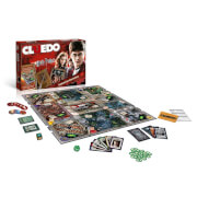 Wining Moves Cluedo Deluxe Harry Potter