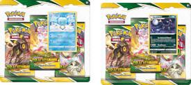 Pokémon Schwert & Schild 07 3-Pack Blister