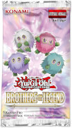 Yu-Gi-Oh! Brothers of Legend 2021 Booster