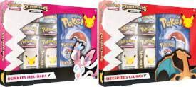 Pokémon 25th Anniversary V Box