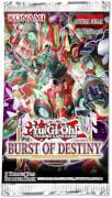 Yu-Gi-Oh! Burst of Destiny Booster