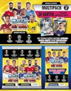 Champions League Match Attax Multipack 2021/2022
