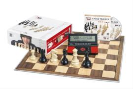 DGT Schach Starter Box Rot