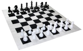 Garten-Schach