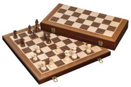 Philos Schachkassette, Turniergröße, Feldgröße 55 mm