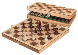 Philos Schachkassette 29,7 x 15,5 cm