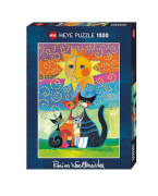 HEYE Puzzle - Rosina Wachtmeister - Sun - 1000 Teile