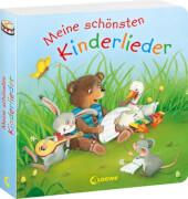 Loewe Pappebuch Meine schönsten Kinderlieder