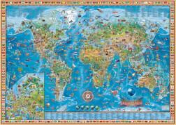 HEYE Puzzle - Amazing World- 3000 Teile