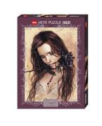 Puzzle Dark Rose Standard 1000 Teile