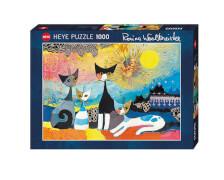 HEYE Puzzle - Rosina Wachtmeister - Laces - 1000 Teile