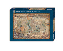 HEYE Puzzle - Pirate World - 3000 Teile