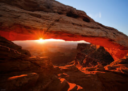 Puzzle Mesa Arch Standard 1000 Teile