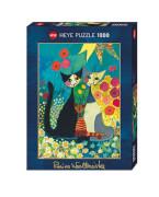 Puzzle Flowerbed Standard 1000 Teile