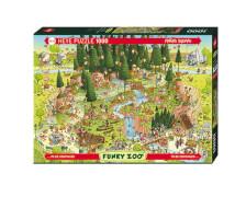 Puzzle Black Forest Habitat Standard 1000 Teile