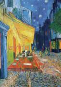 Piatnik 5390 Puzzle Vincent van Gogh - Cafeterasse am Abend 1500 Teile