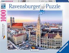 Ravensburger 19426 Puzzle München 1000 Teile