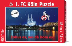 Teepe Sportverlag 1.FC Köln Puzzle Saison 2014/2015 500 T.