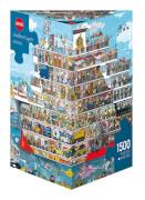 Puzzle Cruise Triangular 1500 Teile